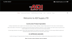 Preview of adisupply.co.uk